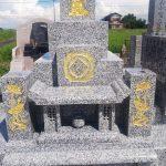 神埼市 野口家様 墓石クリーニング
