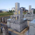 神埼市 八谷家様 墓石クリーニング