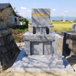 神埼市 中原家様 墓石新設工事