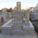 神埼市 大石家様 墓石クリーニング